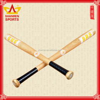 wholesale different size wood baseball bats