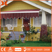 Wholesale hot sale crank arm awning