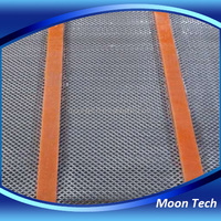 Polyurethane strips self cleaning screen panel for mine sand stone crush coal