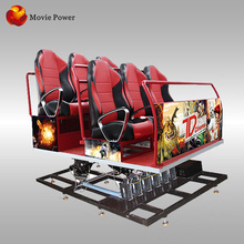 New Product 7d cinema simulator 5d xtreme/7d cinema 7d theaters in china by Movie Power