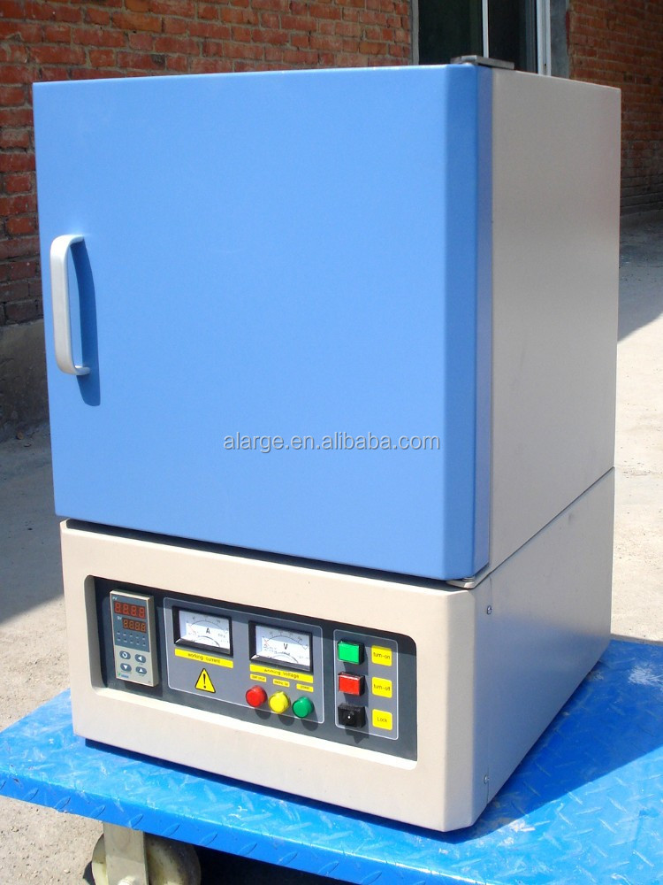 Hot sale desktop box vacuum inert gas ceramic sintering furnace