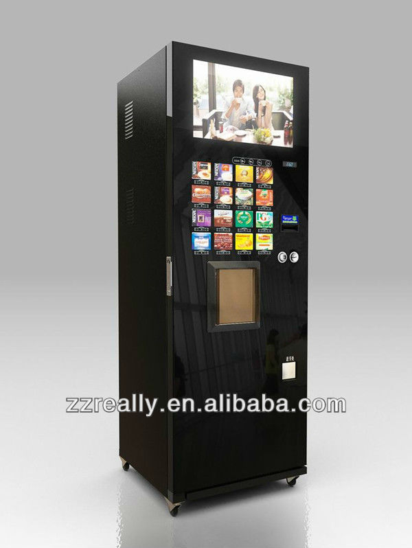 Professional instant coffee vending machine for sale with CE approved