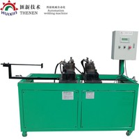 Hydraulic gear push secondary forming curved box machine