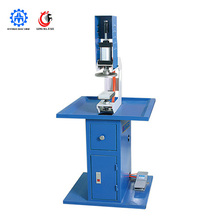 hot sale shoe machine automatic eyelet punching machine