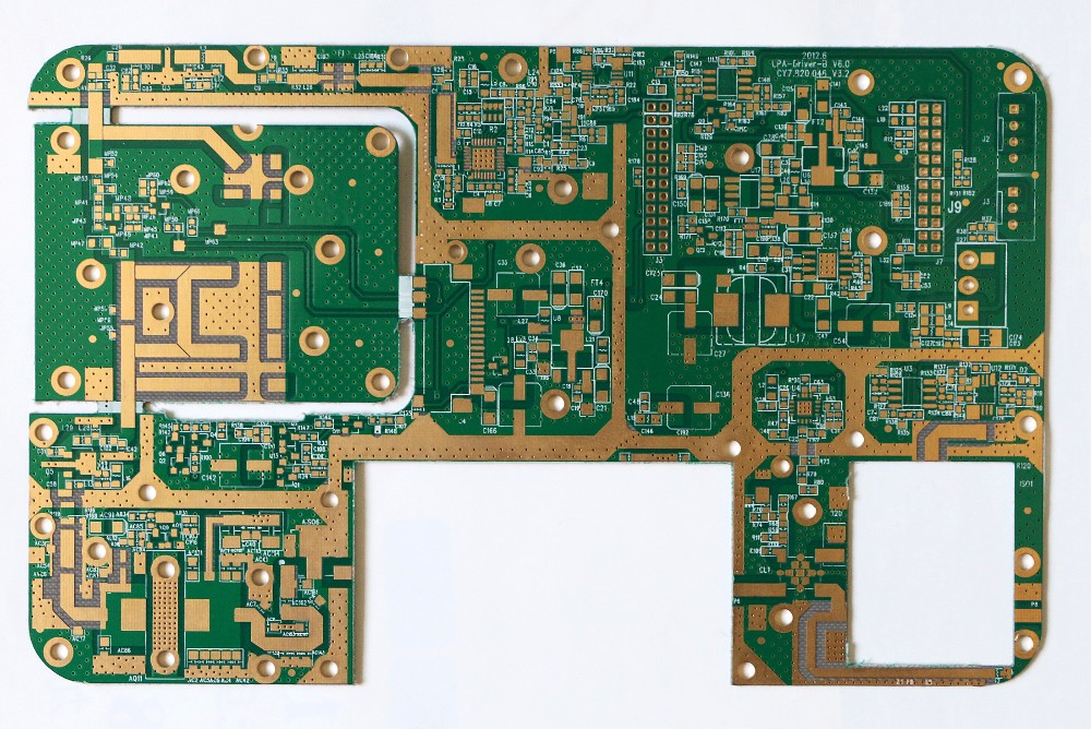 Multilayer PCB Printed china fast pcba manufacturer for fr4 94vo pcb