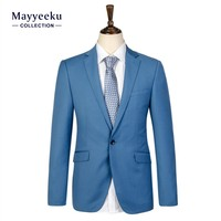 Hot Selling OEM Fashion Business Brand 2pcs/set Men Suits, New-Style Best Design Suits for Men, Men's High Quality Turkey Suits