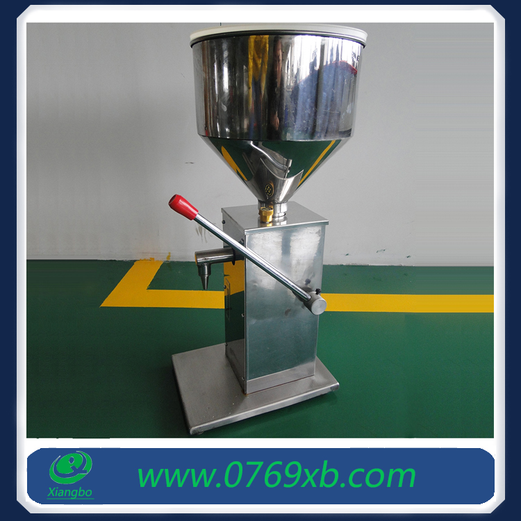 manual bottle filling machine