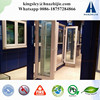 Plastic Materials Casement Openable UPVC Doors
