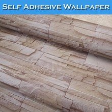 0005 SINO Wood Pattern Home Wall New Designs Wood Wallpaper