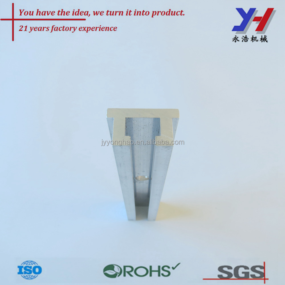 OEM ODM Custom Made Aluminum Profile Linear Guide Rail for Automation Mechanical Equipment