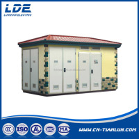 YBM(J)-12( 12/0.4KV )Prefabricated Outdoor Power Substation