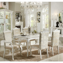 high quality 5326# modern german dining room furniture