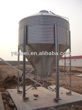 Chicken House Hot Galvanized Grain Silo