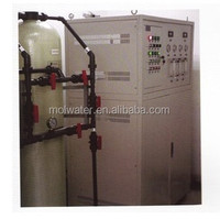 Moldialysis D -10 PLC pure water making machine for hemodialysis / water treatment plant
