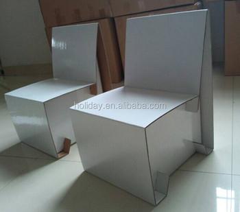 Magic Foldable Cardboard Seat Cardboard Chair Buy
