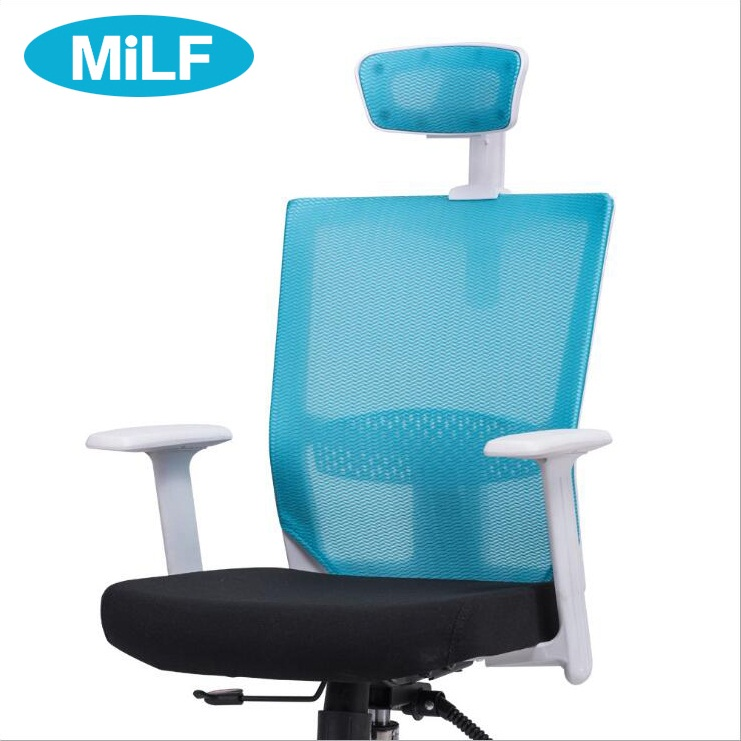 Superior Quality Office Furniture High Back Swivel Ergonomic Office Mesh Chair for Conference