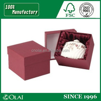 Custom Satin Lined Gift Box