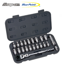 Auto body repair tools 22pcs Drive Metric Sockets Tool Set(BLPPTSS3822)