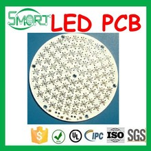 Smart Bes hot sale aluminum led light circuit board, aluminum MC PCB board