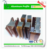 Aluminum manufacturer aluminium extrusion profile/kitchen cabinet door