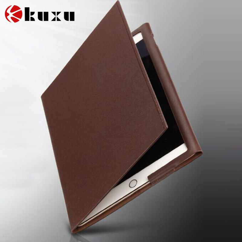 for ipad 5 real genuine leather case