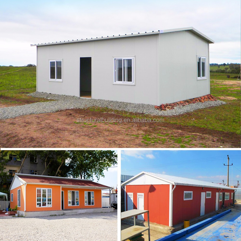eps cheap ready to prefab house developer from china modular home