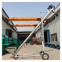 Ce approved Sawdust/grain/powder Screw feeding/discharging conveyor for sale with best prices