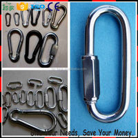 Hot Sale Stainless Steel Wide Jaw Quick Link And Connecting Link