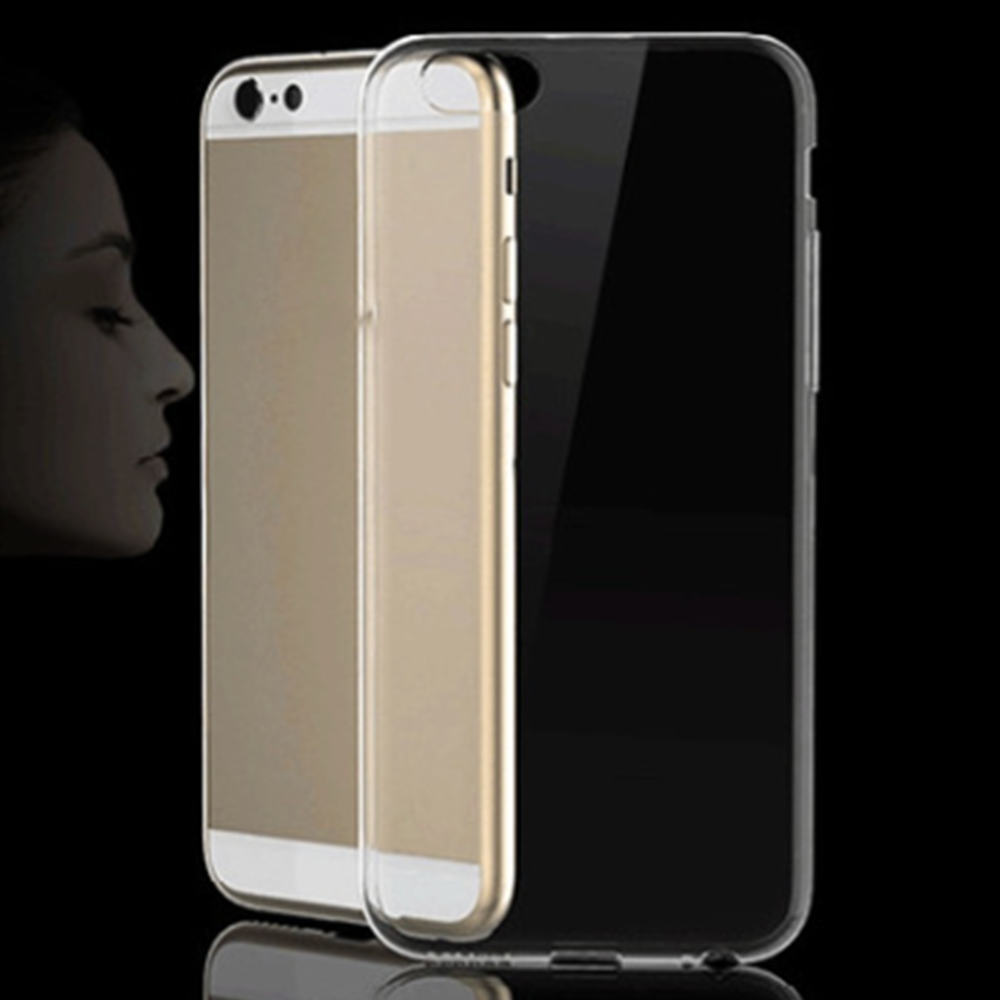 Manufacturer transparent tpu mobile phone case for iphone 6 case tpu back cover cheap