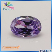 FACETS Gems Loose Lavender Gemstones Buyers Oval Cut Rough Semi Precious Stones