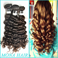 Good supplier Mona Hair new arrivals deep wave curl holding 8A wholesale virgin indian remy hair