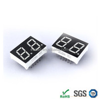 China factory price led 7 segment display rgb for advertising showing
