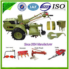 8-13HP Tractor China Made With all Types Of Farm Tools / China Hand Tractor