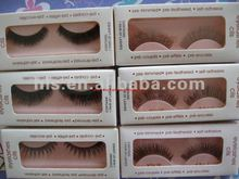 2012 fashionable Natura Eyelashes more than 500styles