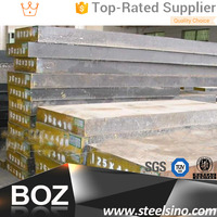 Hot Rooled H13 Plastic Cold & Hot Work Die Steels Plates and Sheets