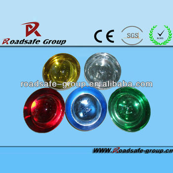 10cm Strong Reflective Glass Road Stud