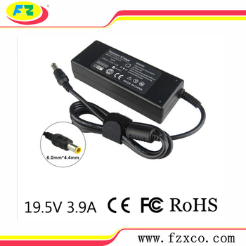 19.5V 3.9A Laptop Ac Adapter Charger for Sony VAIO VGP-AC19V19 VGP-AC19V20 VGP-AC19V27 VGP-AC19V37 VGP-AC19V33