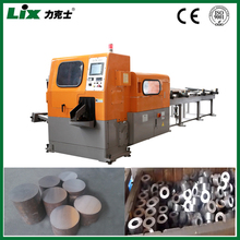 Fast speed high accuracy automatic cn circular saw machine, cold saw machine for metal steel bar and pipe