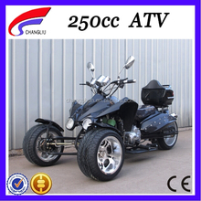 Cheap 3 Wheel 250cc Sport ATV Racing Quad