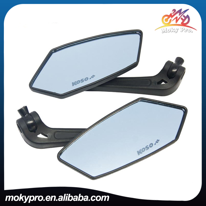 Modified mirror rear view mirror for motorcycle