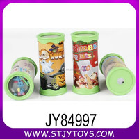 funny plastic toy green kaleidoscope for sale made in chenghai
