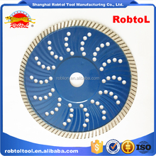 "7"" 180mm Socket Flange Turbo Rim small Diamond Saw Blade Multi Hole Angle Grinder Circular Cutting Disc Disk Wheel Stone"