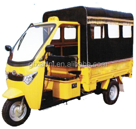 New classic electric tricycle electric car for passenger