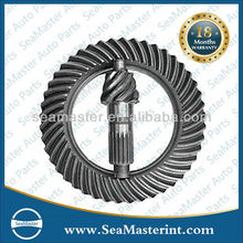 Crown wheel and pinion for MITSUBISHI PS100 4D30