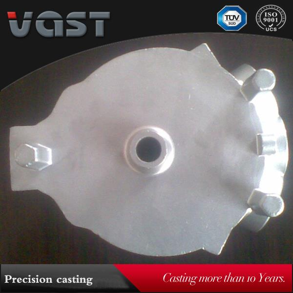 Brand new aluminum investment castings with high quality