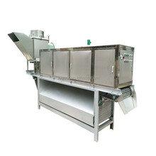 Large capacity garlic peeling machine export to usa