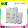 Maintance free battery deep cycle 2V1000AH tubular OPZV gel Battery