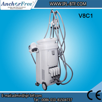 Ultrasonic Liposuction Shape & Smooth Slimming Beauty Equipment (V8C1)