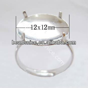 beadsnice 2550 fashion jewelryjewelry ring spacer antique silver rings