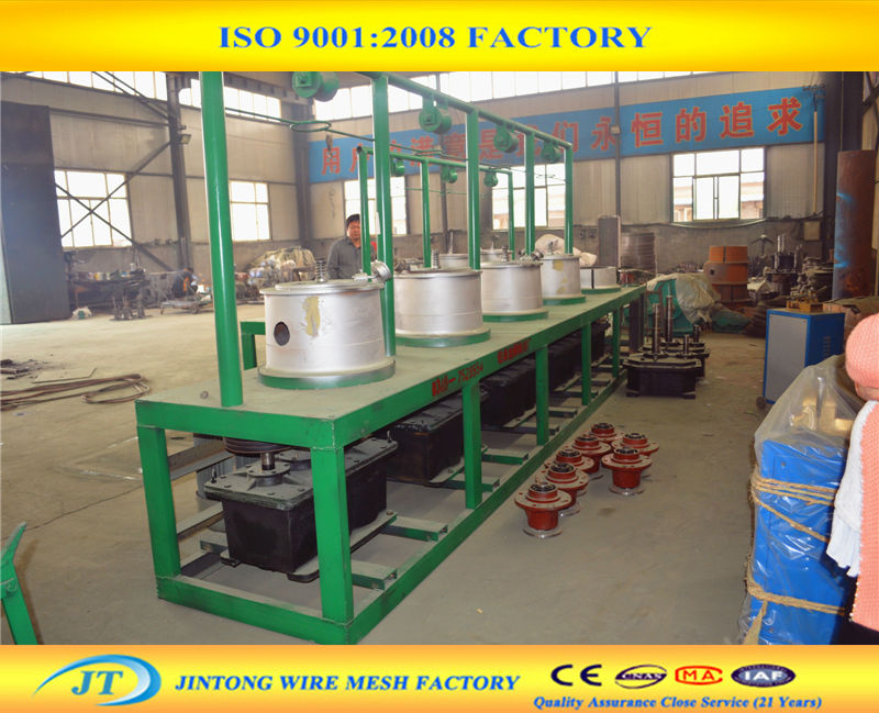 Used Copper Wire Rod Wire Drawing Machine